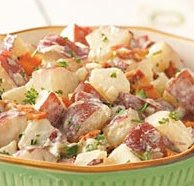 Potato & Bacon Potato Salad