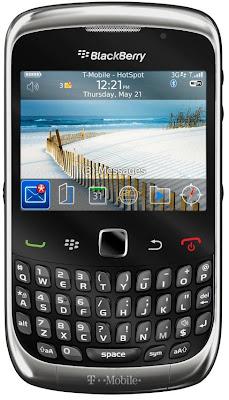 Características técnicas BlackBerry Curve 3G 9300