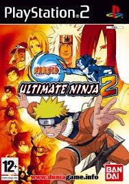 Naruto - Ultimate Ninja 2 PS2 ISO
