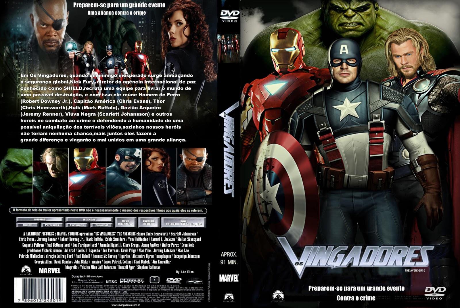Randergraudi os vingadores the avengers 2012 ts dublado - Drop dead diva season 4 torrent ...