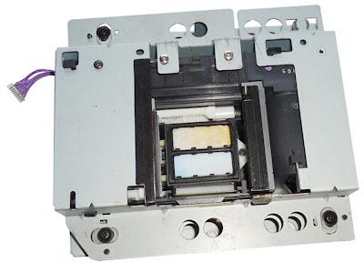 Блок продувки принтера Canon