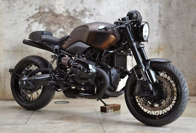 johnnie wash bmw r nine t return of the cafe racers. Black Bedroom Furniture Sets. Home Design Ideas