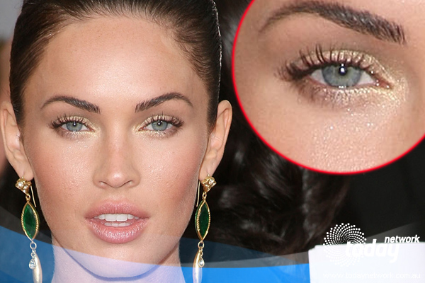 megan fox makeup how to. megan fox makeup how to.