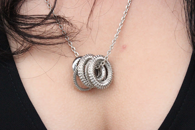 Necklace of Rings
