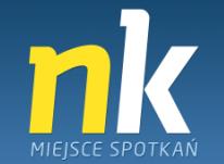 Znajdź profil bloga na NK.pl - kliknij, jeżeli jesteś obecnie zalogowany(a):