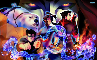 #18 Legend of Korra Wallpaper