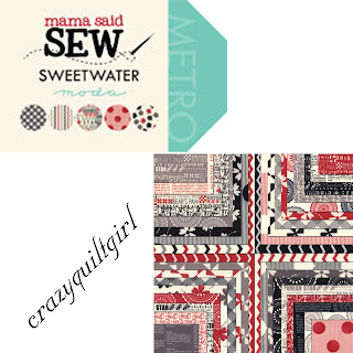 Moda MAMA SAID SEW Quilt Fabric by Sweetwater
