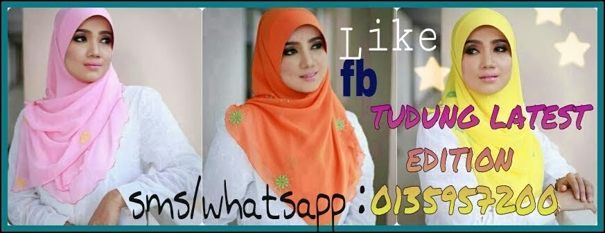 Like Facebook Tudung Latest Edition
