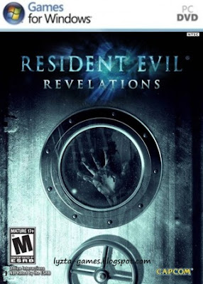 Resident Evil: Revelations PC Cover