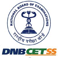 DNBCET-SS Logo