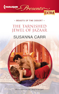 Review: The Tarnished Jewel of Jazaar by Susanna Carr