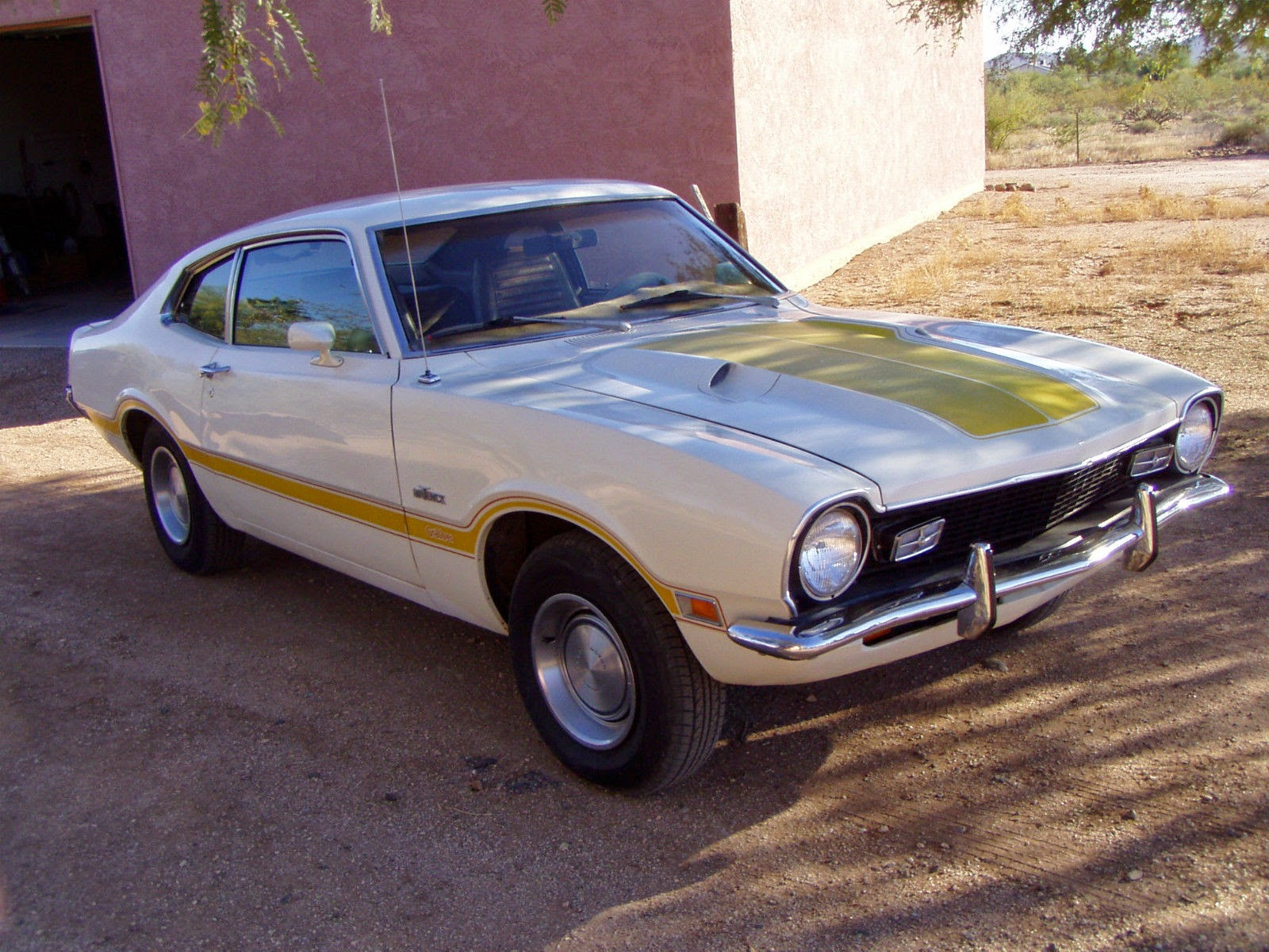 Daily turismo 5k grabber option 1972 ford maverick