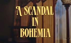 An Observance Of Trifles: A Scandal In Bohemia--The Case Of You ...