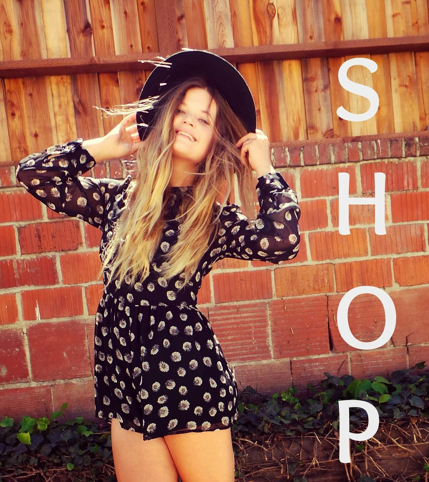 Shop Broke Girl Style