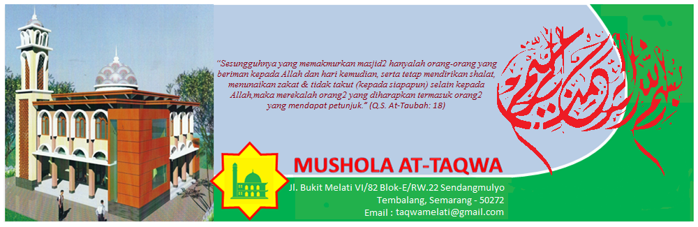 AT-TAQWA MELATI'S BLOG
