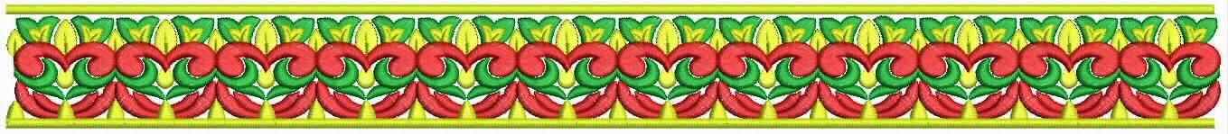 handgemaakte borduurwerk kant