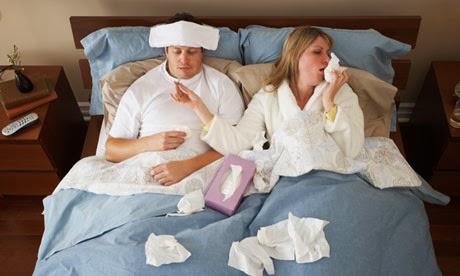 Οι αντιδράσεις των ζωδίων στον πυρετό και τις ιώσεις