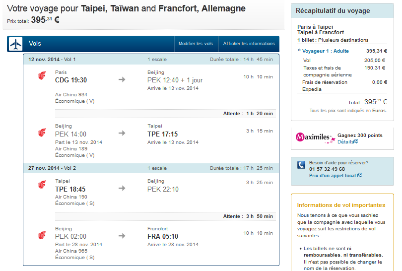 Taiwan Air China