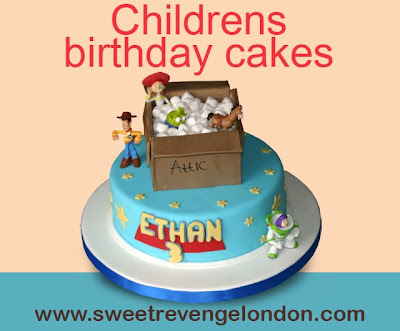 childrens birthday cakes sweetrevengelondon