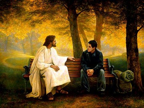 JESUS TE SANA