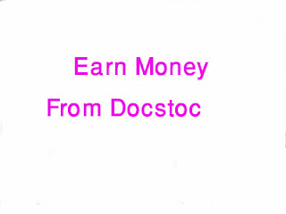 Earn Money from Docstoc
