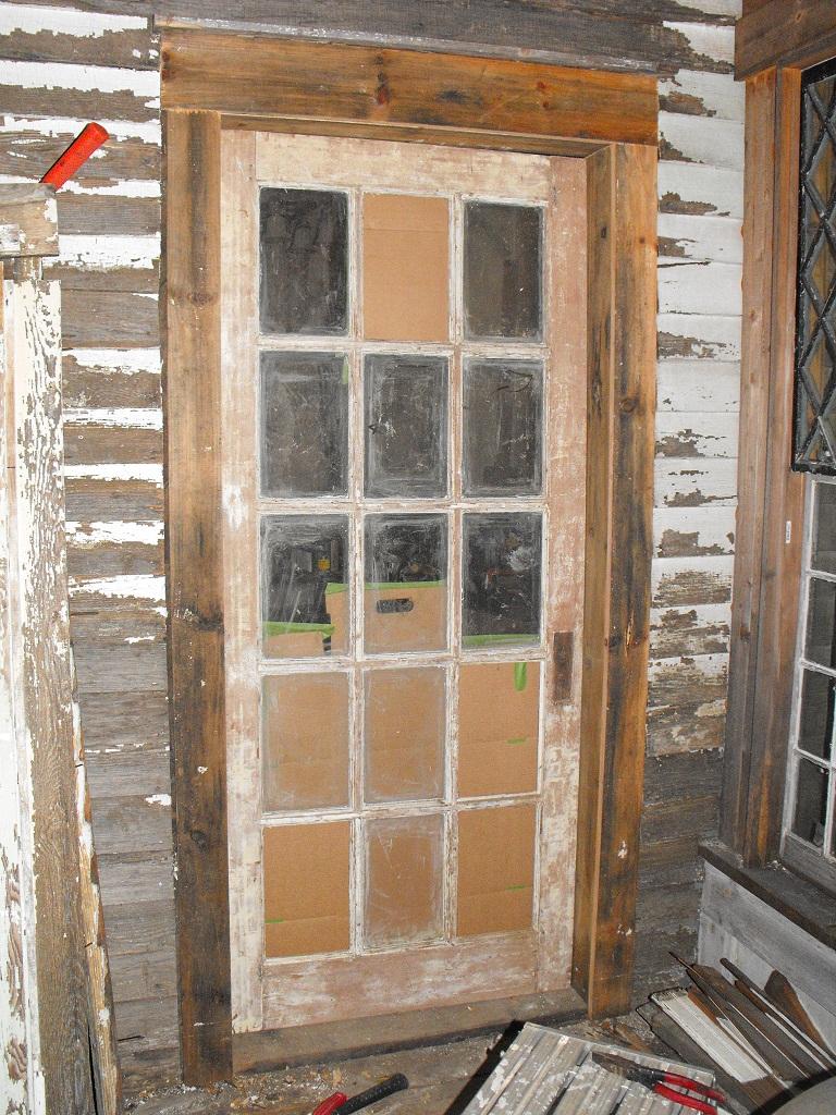 aycock morgan house dining room door part 2