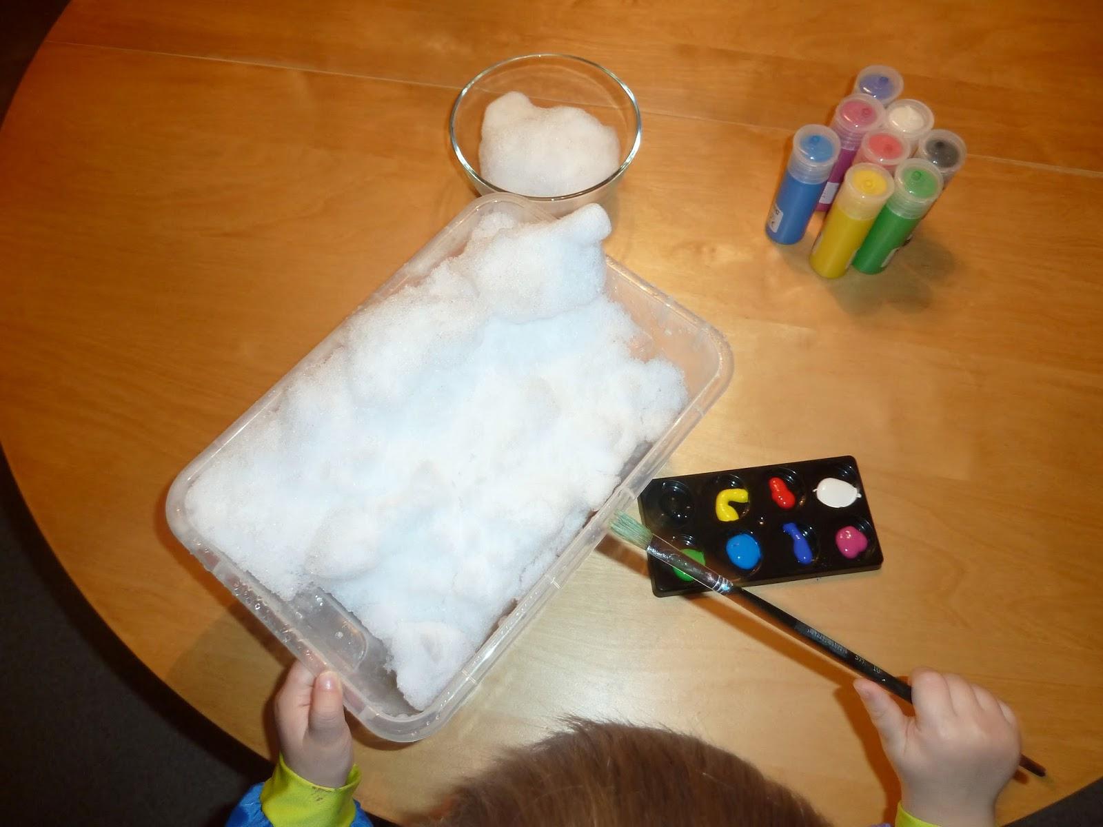 indoors winter kids activities