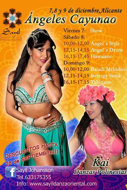 talleres de hawaiiano y tahitiano en españa con kai danzas