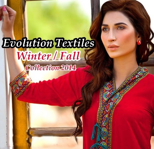 Evolution Textiles Winter-Fall 2014-2105