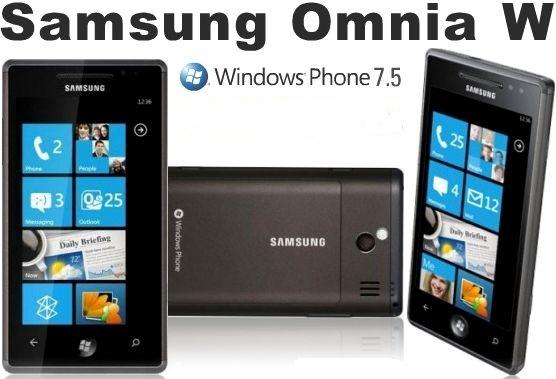 Mobile Jonky: Samsung Omnia W Price in India i8350 Phone ...