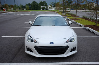 Subaru BRZ Lowered Front