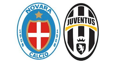 Novara Juventus streaming live