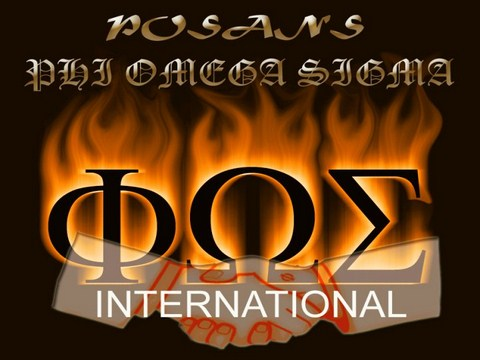 Phi Omega Sigma Fraternity and Sorority