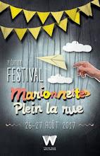 7e Festival Marionnettes Plein la rue
