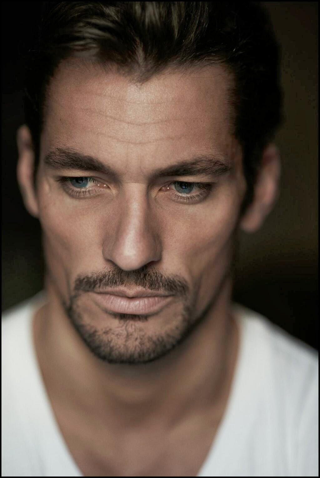 David Gandy by Rich Ha...