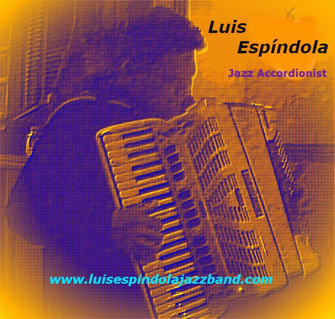 Jazz Accordionist Luis Espíndola