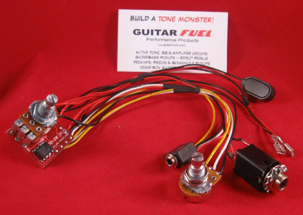 TotalRojo Guitars: Amp Building -- 'How To' for Cigar Box GuitarsTotalRojo Guitars - blogger
