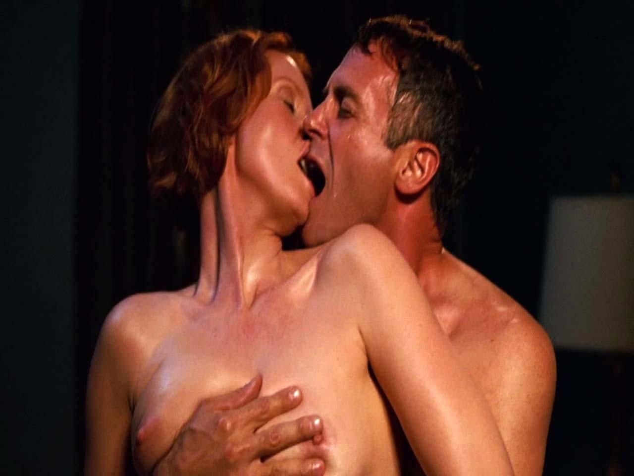 Порно синтия никсон