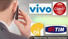 Telefonia celular comete abusos no Brasil