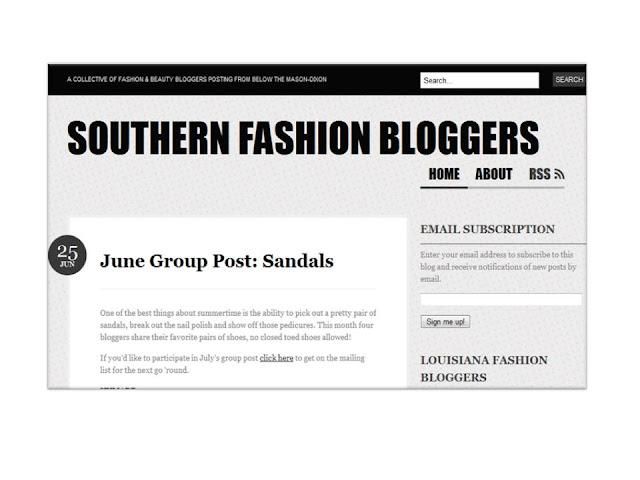 Southern Lady Style Southern Blogs