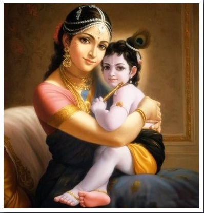 naughty lord krishna