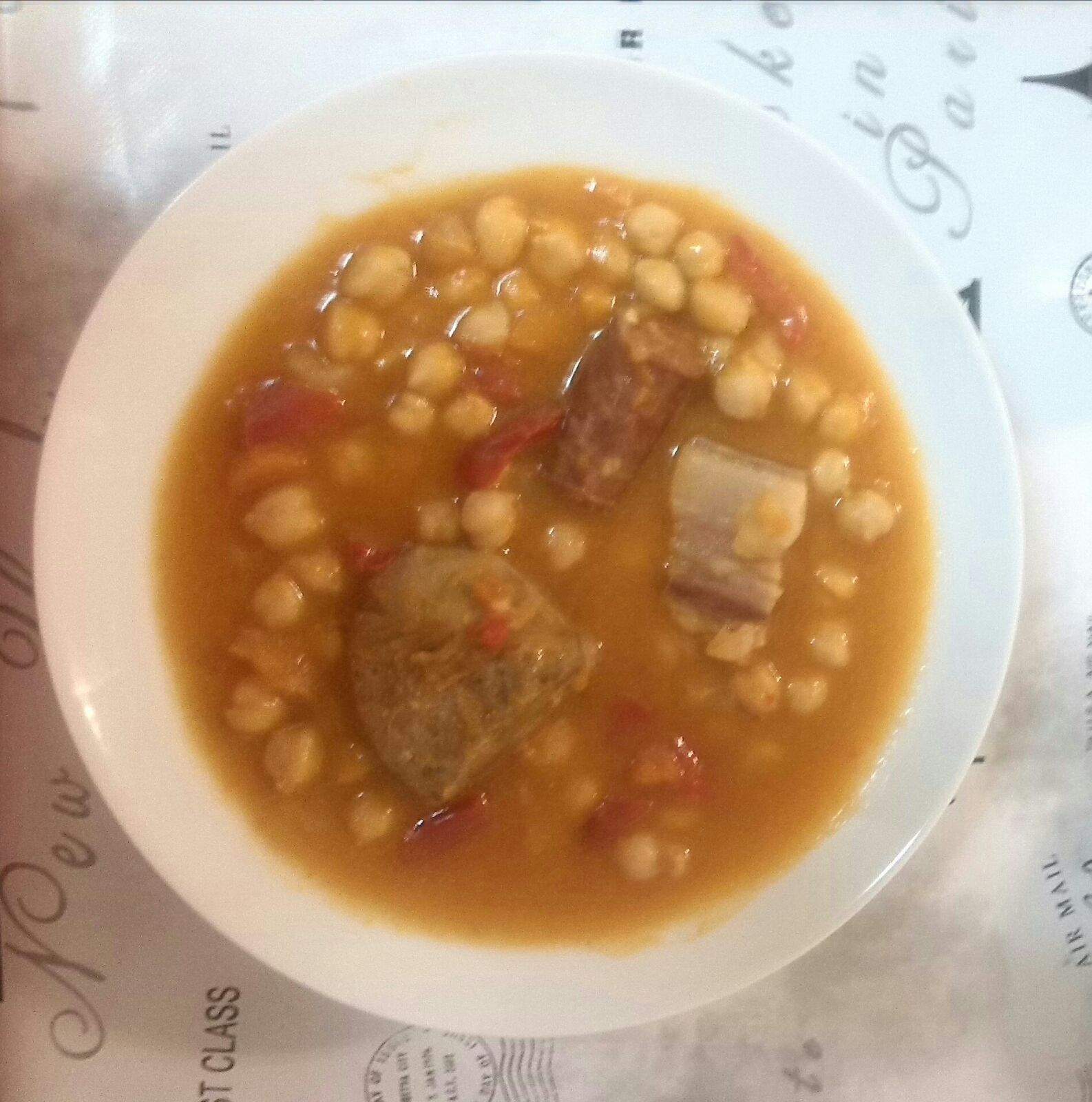 Pucheros de barro potage extreme o catalan - Pucheros de barro ...