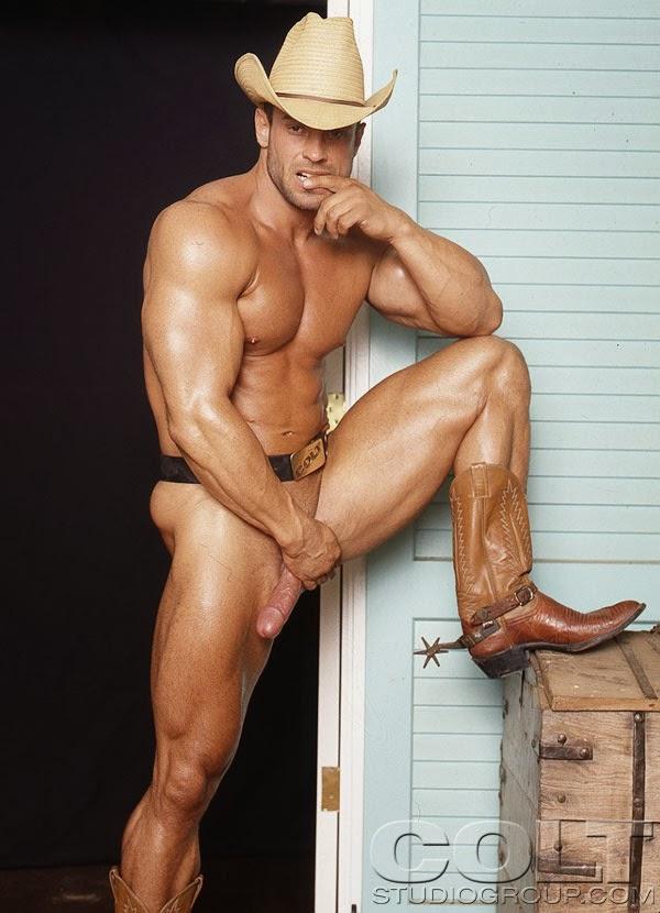 Big cowboy dick