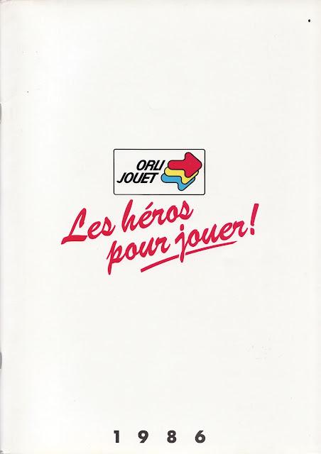 ORLI JOUET CATALOGUE PROFESSIONNEL 1986 Orli-jouet-1986-catalogue001