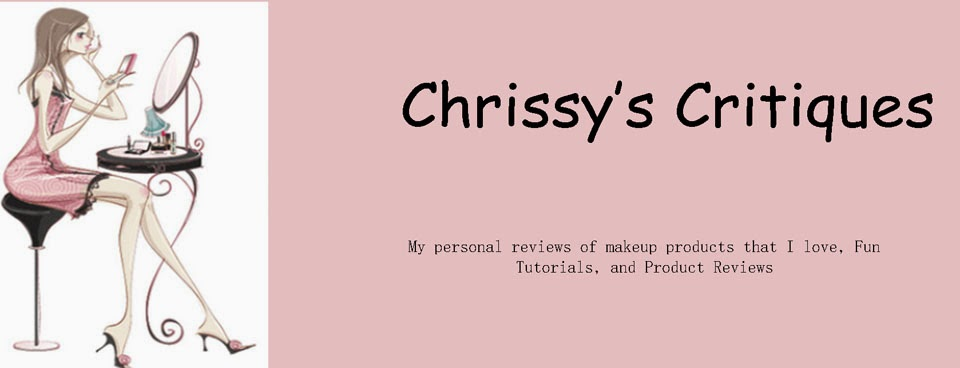 Chrissy's Critiques