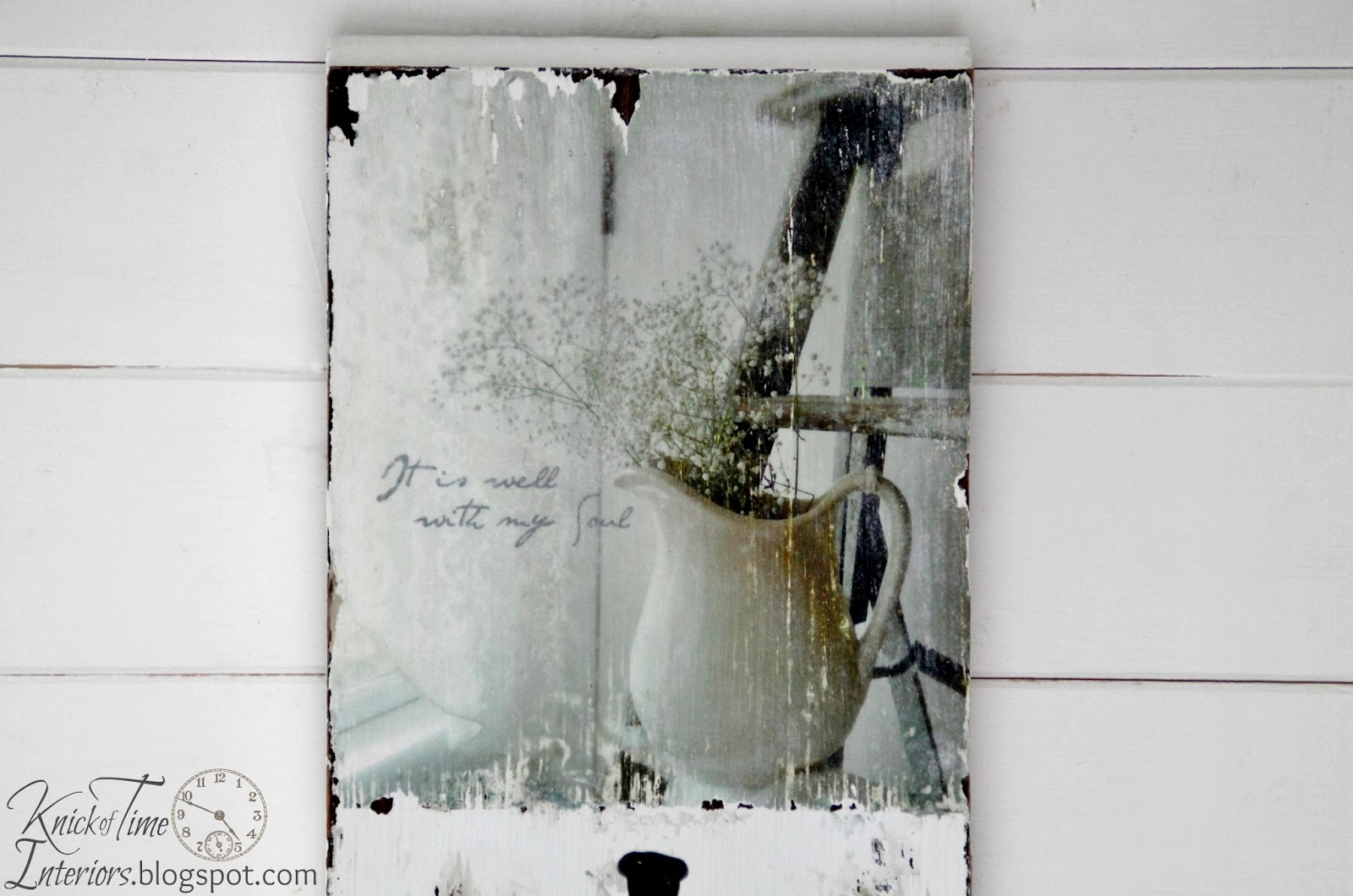 photo transfer onto wood repurposed wood salvage coat rack knick of time. Black Bedroom Furniture Sets. Home Design Ideas