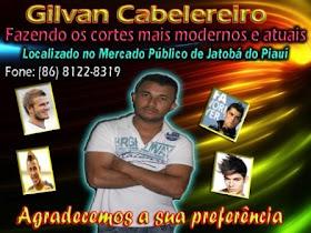 Gilvan cabelereiro