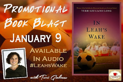 In Leah's Wake by Terri Giuliano Long – Promo Blast