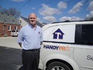 Contact HandyPro to Schedule Service