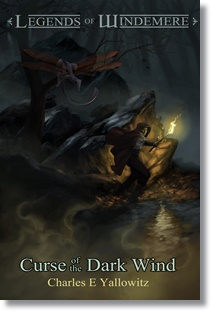 Curse of the Dark Wind (Charles E Yallowitz)